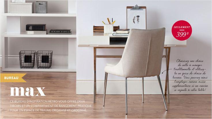 Bureau - Bureau Max, 399$