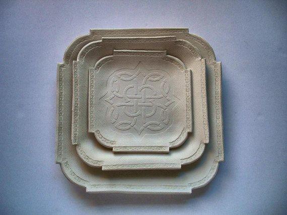 Hey, j'ai trouvé ce super article sur Etsy, chez https://www.etsy.com/fr/listing/167670011/non-vitreacute-moderne-vaisselle-set-de
