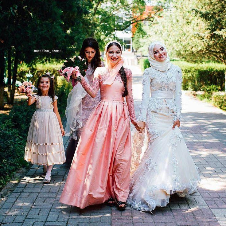 Beautiful Muslim wedding in Dagestan  So cute mashaAllah  Photo by the talented @meddina_photo  . . . #muslim #nikah #weddingku #bridestory #thebridestory #dugun #damat #gelinlik #gelin #weddingdress #hijabi  #perkawinan #resepsi #prewedding #akadnikah #hijabstyle #hijabfashion #moslem #hijablook #weddingphoto #instahijab #bridesmaids #instahijab #hijabchic #hijabdress #muslimdress #невеста #nevesta #svadba #muslimweddingideas by muslimweddingideas