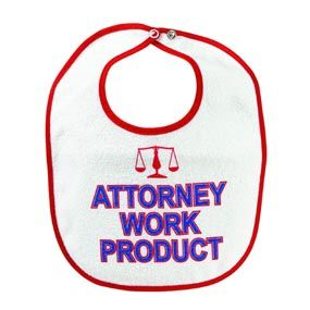 Lawyer baby shower: Baby Showers Gifts, Lawyers Baby, Lawyers Bibs, Families Lawyers, Lawyers Friends, Future Baby, Baby Bibs, Lol Bibs, Baby I