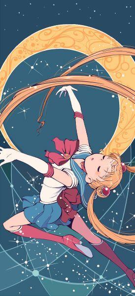セーラームーン / 月野うさぎ Sailor Moon / Usagi Tsukino - fanart