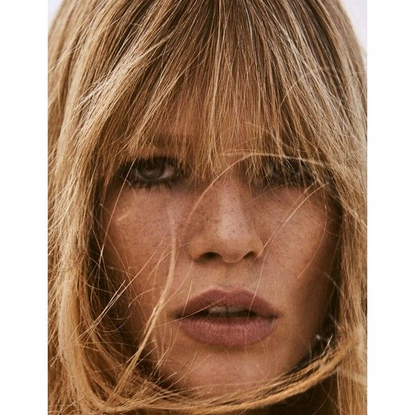 Vogue Germany July 2017 Anna Ewers by Giampaolo Sgura found on Polyvore