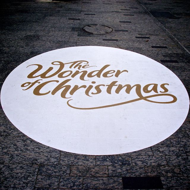 It's this years theme for Christmas in Brisbane