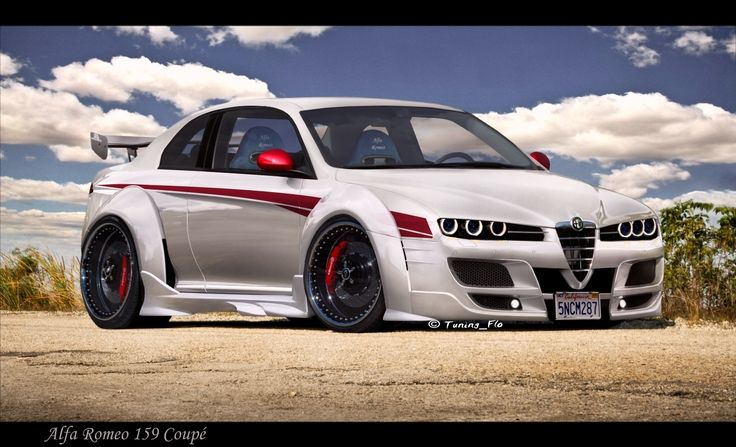 Alfa Romeo 159, alfa romeo 159 - JJY1058