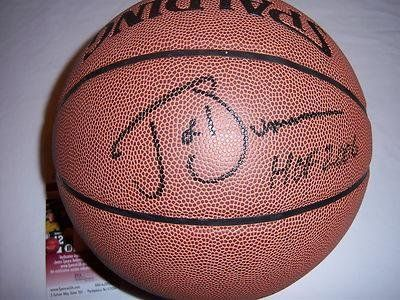 Joe Dumars Autographed Basketball - hof Jsa coa - Autographed Basketballs >>> Find out more about the great product at the image link.