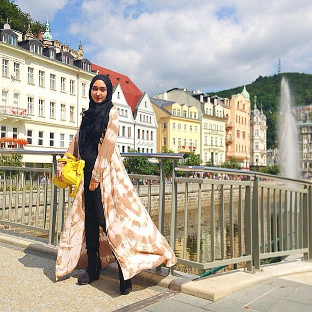 .@dianpelangi   At Karlovy Vary, a small beautiful city near Prague :)   Webstagram - the best Instagram viewer