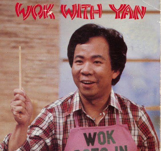Wok With Yan - another great Canadian Show - Yes, Yan was Canadian :)