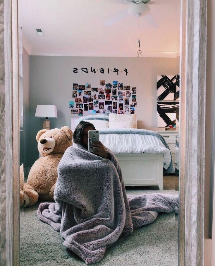 Vsco Goodvibesandhightides In 2019 Small Room Bedroom