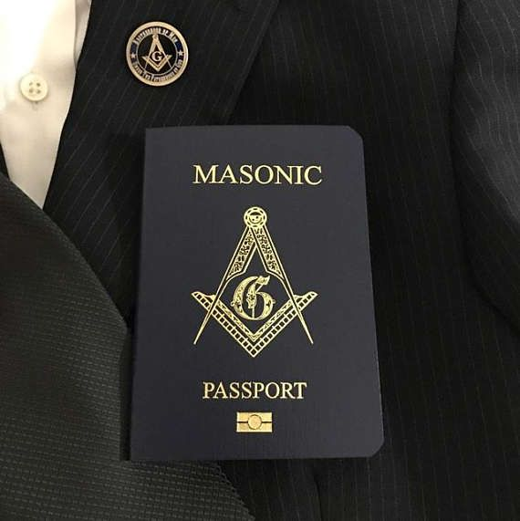 NOW AVAILABLE!!! Order yours now. The 2017 Royal Blue Masonic Passport is the most unique way for all Master Masons around the globe to record and print their memorable time on lodges they have visited. Every page concludes their fellowship marked by The Sec. of the Lodge with their