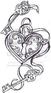 lock and key tattoos - Bing Images