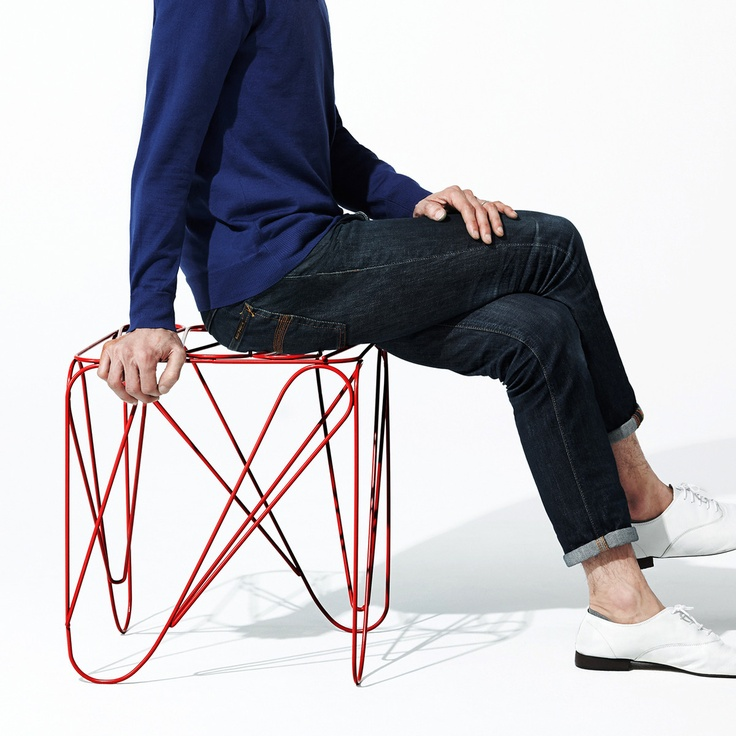 the ippon stool by shinn asano inspired by the japanese idea of drawing a picture with a single stroke of the brush why your furniture double as