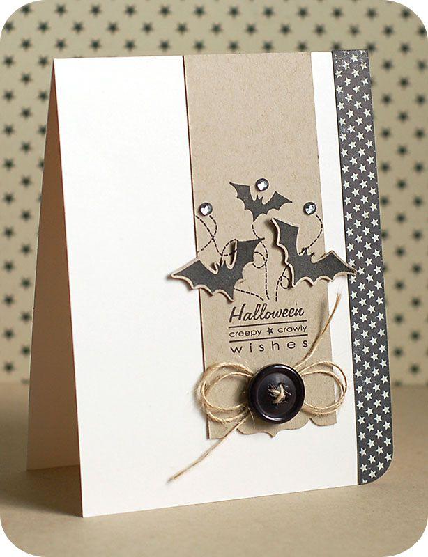 Lea's Cupcakes & Sunshine: A Pocketful: Halloween...Stamps: WPlus9 (A Pocketful: Halloween set)