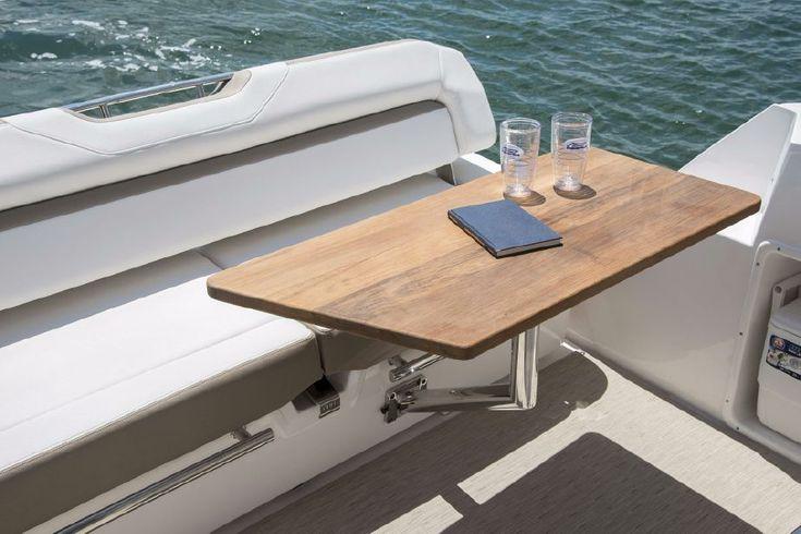 Boat cockpit table google zoeken yacht pinterest for Table design yacht