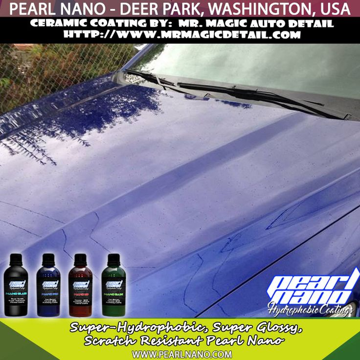 Keeping cars looking new since 2005 - Mr. Magic Auto Detail  Specializing in the following :  Paint Coating, Nano Coating, Paint correction, New Car Protection, Waxing, Washing, Exterior Detailing, Interior Detailing,Head light restoration, and Eco-Friendly. www.mrmagicdetail.com. For Interested Distributors and Dealers of Pearl Nano visit www.pearlnano.com #pearlnano #ceramiccoating #mrmagicdetail