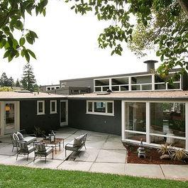 Etcheverry House Mid Century Home Exterior Details   Modern   Exterior    San Francisco   Sean