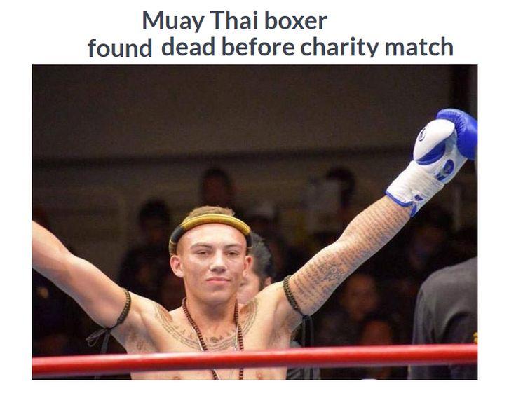 Scottish Muay Thai boxer was found dead 2017 | Holyshit News