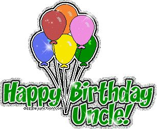 happy birthday uncle | Happy Birthday to Uncle Comments, Images, Graphics, Pictures for ...
