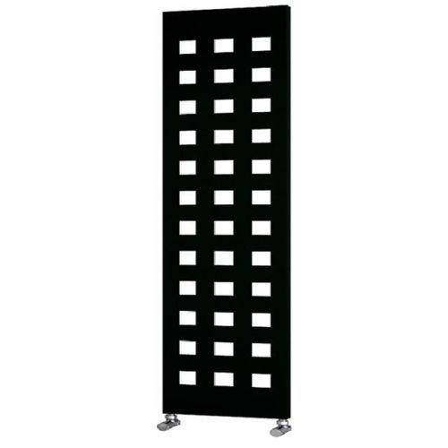 DESIGNER RADIATOR-T2-VERTICAL RAD Black