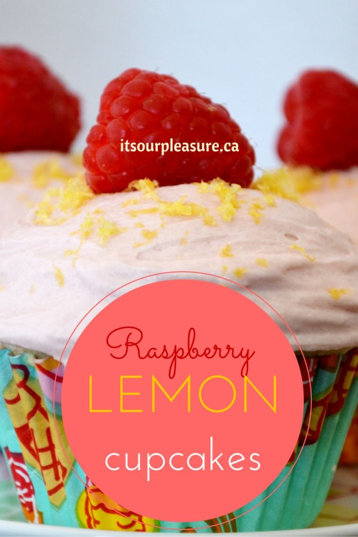 These lemon cupcakes are refreshing to add to a dessert table and are sure to amaze a crowd.