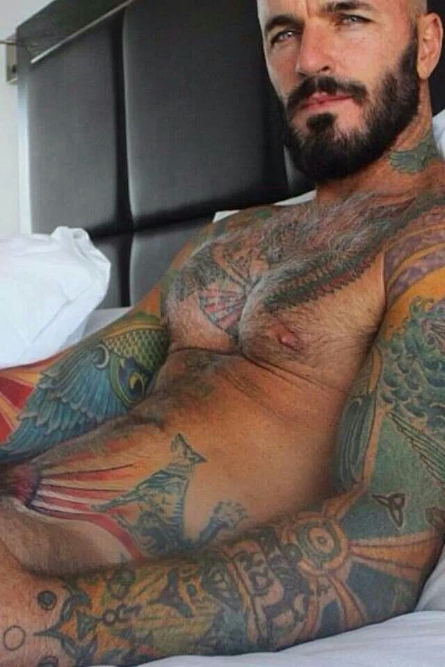 Showing media posts for tattoo guy big cock xxx www for Naked men tattoo