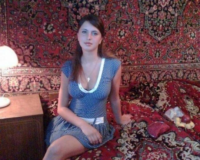 Домашнее русское любительское видео