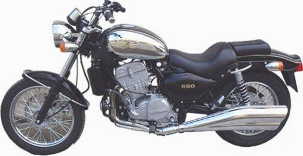 Jawa 650cc