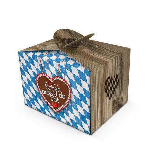 50 Stück Geschenk Boxen Gastgeschenk Gift Tags Papieretiketten Hochzeit
