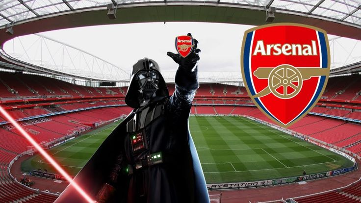 Darth Vader is an Arsenal Fan #humor #funny #lol #comedy #chiste #fun #chistes #meme