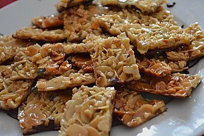 Florentiner ohne kandierte Früchte, ein tolles Rezept aus der Kategorie Kekse & Plätzchen. Bewertungen: 130. Durchschnitt: Ø 4,6.