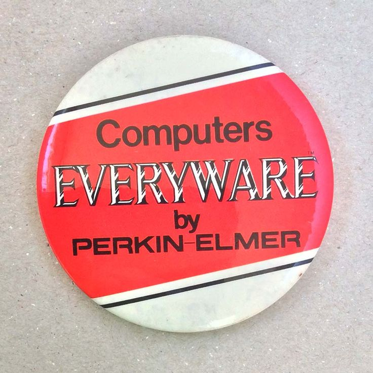 Computers everyware by perkin-elmer