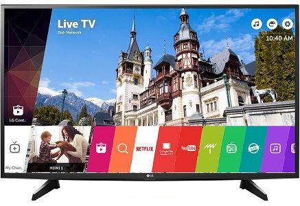 Televizor LED Smart LG, 108 cm, 43UH603V , 4K Ultra HD Televizorul LED Smart LG 43UH6107 promite o redare superioara de continut pe un display 4K si cu diagonala de 108 cm. Vezi aici pret, review si pareri.