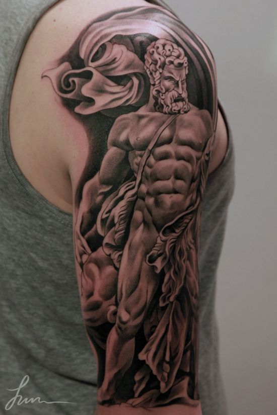 1000 ideas about hercules tattoo on pinterest zeus
