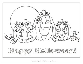 free halloween coloring pages pumpkins halloween coloring sheets - Colouring Sheets For Toddlers