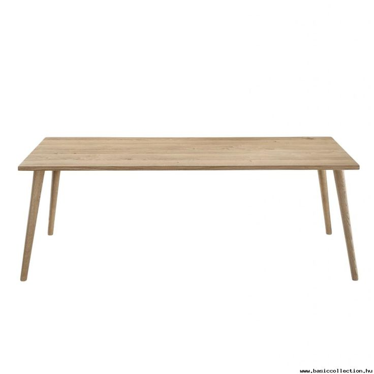 Nixton wooden table #basiccollection #table #wooden #furniture #natural #design
