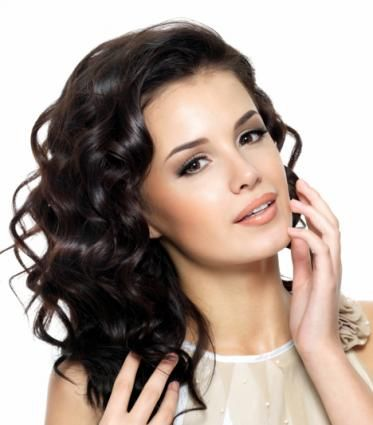 Medium body wave style hair this exactly what i want my straight hair to do..