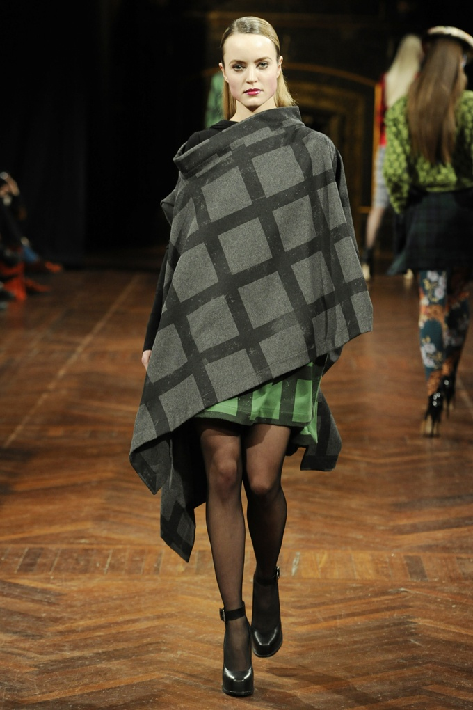 plaid and more plaid. More heritage inspired