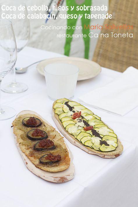 receta de coca mallorquina de Ca Na Toneta