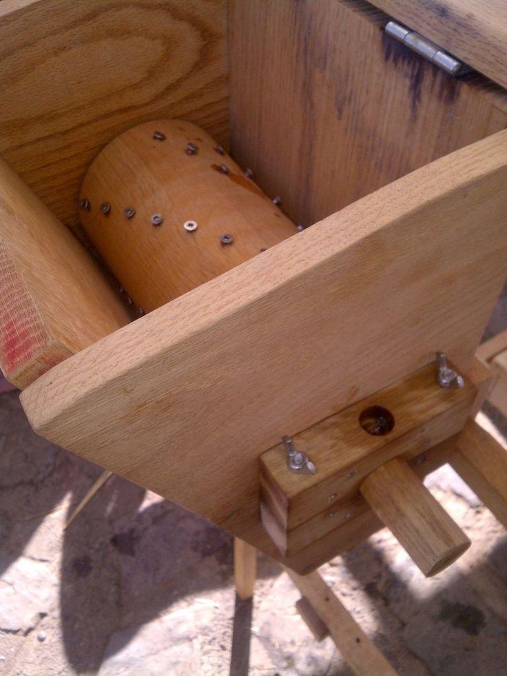 cider press and grinder  #craftbeer #beer
