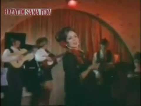 Nesrin Sipahi/ Kalbi Kırık Serseri 1971