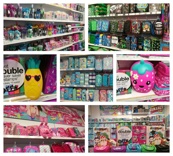 Smiggle Have Come To Truro in Cornwall! UK. I love their colourful stationery, especially the scented bits and stationery advent calendar!