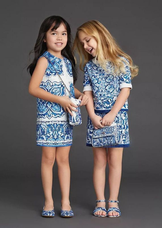 Cheap dress childrens, Buy Quality dresses for mother of the bride directly from China dress wool Suppliers: Milan Creations Baby Girls Dresses Winter 2016 Luxury Brand Children Dress Princess Costume Blue Majolica Kids Dresses for Girls