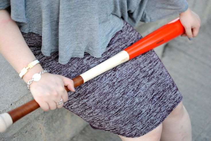 Coach Heritage Baseball bat