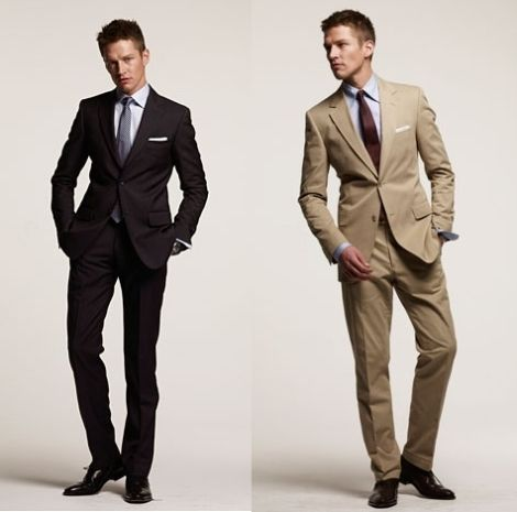 Men's Business Wardrobe Essentials