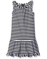 Amazon.com: Good Lad Girls' Seersucker Octopus Applique Sundress: Clothing