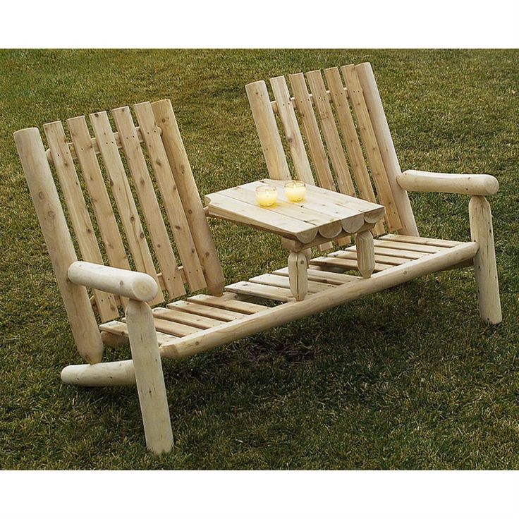 Best 25 Rustic Outdoor Furniture Ideas On Pinterest Furniture Plans Farmhouse Bench And Outdoor Wood Furniture
