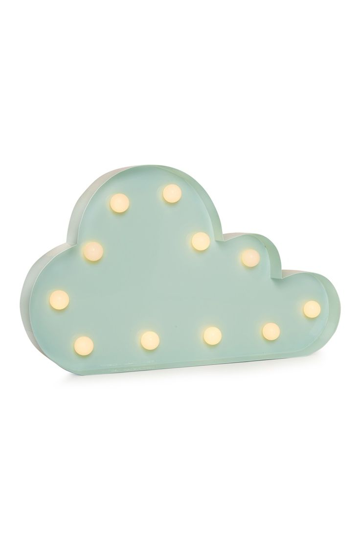 Primark - Blue Cloud Light