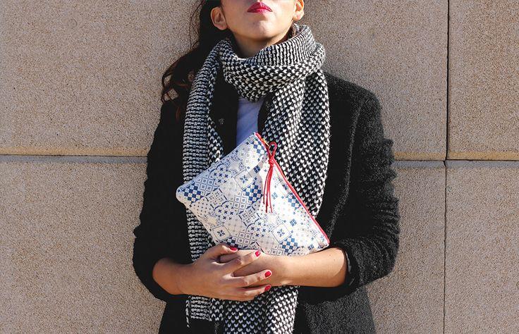 Turqueta Handmade - Lisbon pouch bag (In stock / 36€)