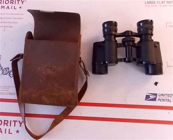 Vintage Zeiss Jena Sportur 6x24 Binoculars  #Zeiss