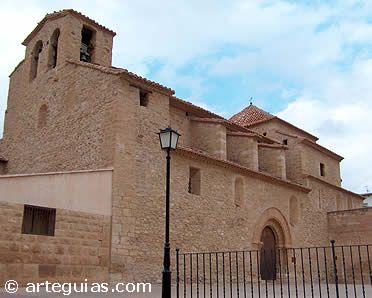 Iglesia de la Virgen del Pópulo de Olocau del Rey, Castellón
