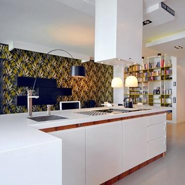 kuchnia / kitchen projekt: Magda Baumann